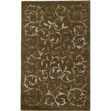 Pacific Brown Harvest Rug