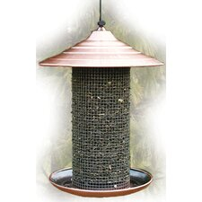 Coppertop Sunflower Tube Bird Feeder