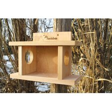 Squirrel Munch House Feeder