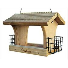 Large Ranch Suet Hopper Bird Feeder