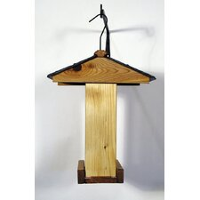 Carriage Mixed Seed Bird Feeder