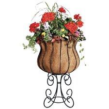 Duchess Euro Tulip Round Planter