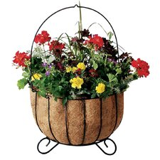 Euro Round Cauldron Planter