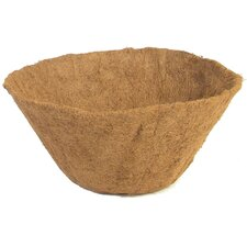 Lotus CocoMoss Fiber Planter Liner (Set of 18)