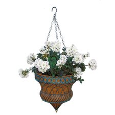 Queen Anne Parasol Hanging Planter