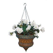 Queen Anne Parasol Hanging Planter
