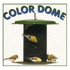 Dome Tube Bird Feeder