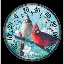 Cardinals Thermometer