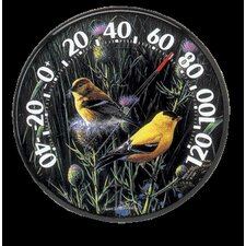 <strong>Chaney</strong> Thermometer Goldfinches II