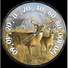 <strong>Chaney</strong> Thermometer Deer