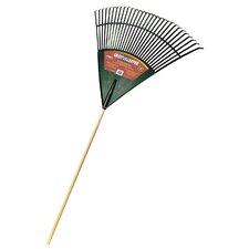 "48"" Handle 26 Tine Greensweeper Lawn Rake"