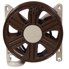 "<strong>Ames</strong> 1200"" Plastic Side Mount Stationary Hose Reel"