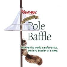 Squirrel Away Mandarin Pole Baffle