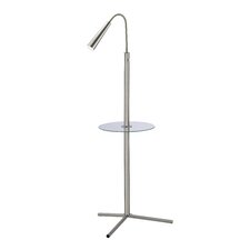 <strong>Adesso</strong> Ballast LED Floor Lamp