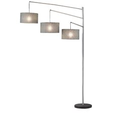 Wellington Arc Floor Lamp