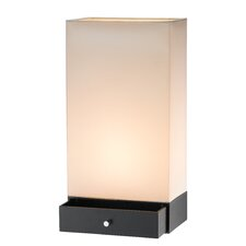 "Parker 20"" H Table Lamp with Rectangular Shade"