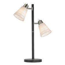 "Myles 29"" H Table Lamp with Empire Shade"