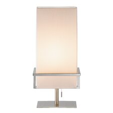 "Mercer 19.75"" H Table Lamp with Rectangular Shade"