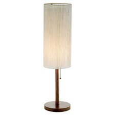 "Hamptons 31"" H Table Lamp with Drum Shade"