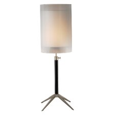 "Santa Cruz 31"" H Table Lamp with Drum Shade"