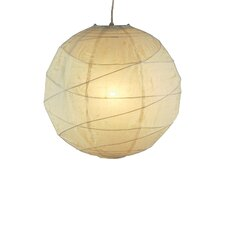 <strong>Adesso</strong> Orb 1 Light Pendant