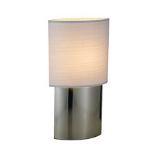"Sophia 22"" H Table Lamp with Drum Shade"
