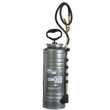 Concrete Sprayers - 3.5-gallon viton tri-poxy open head ind. s