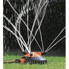 <strong>Claber</strong> 1,220-sq. ft Spray Sled Sprinkler