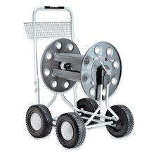 <strong>Claber</strong> Jumbo 4 Wheel Hose Cart