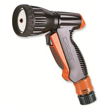 4-Pattern Jet Spray Pistol Nozzle