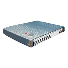 "9"" Double-Wall Leak-Proof Patented Hydro Support 2100dw Mattress Waterbed"