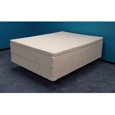 <strong>Strobel Mattress</strong> Strobel Organic Complete Softside Waterbed Futura-3