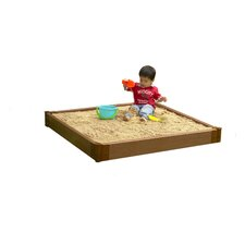 Composite 4ft. W Square Sandbox Kit