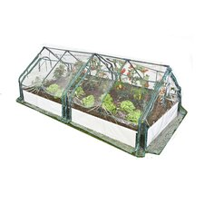 Rectangle Composite Raised Bed Garden Kit