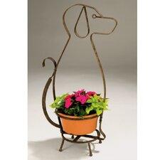 Dog Holder Planter