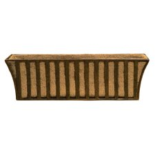 <strong>Deer Park Ironworks</strong> Solera Window Box Rectangular Planter