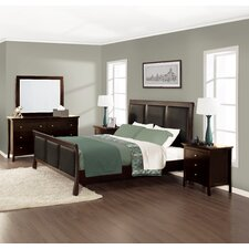 Princeton Sleigh 4 Piece Bedroom Collection