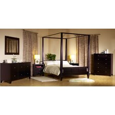 <strong>LifeStyle Solutions</strong> Wilshire Four Poster Bedroom Collection