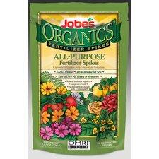 Weatherly 50 Count Organics Fertilizer Spikes