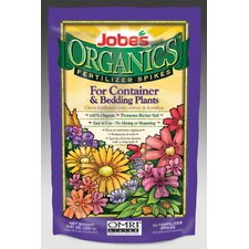 Weatherly Organics Container and Bedding Fertilizer Spikes