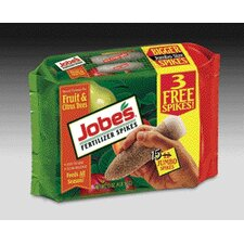 Jobes Fertilizer Spikes Fruit