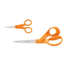 Premier 2 Piece Microtip Scissor Set