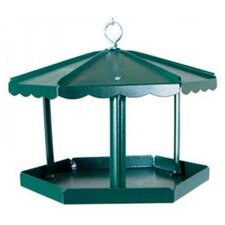 Fly Thru Gazebo Bird Feeder