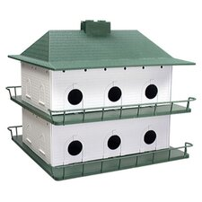 Plastic 12 Room Purple Martin House