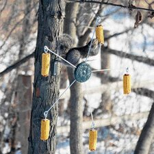 Squirrel Go Round Feeder