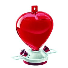 Heart Window Feeder