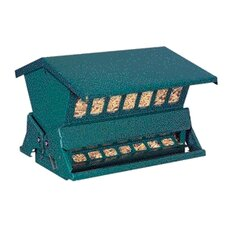 Absolute II Double Sided Hopper Bird Feeder