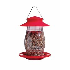 Lantern Hopper Bird Feeder