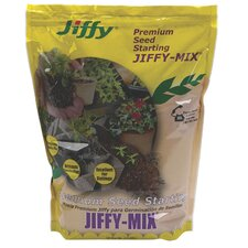 Jiffy Organic Seed Start Mix (16 qt)