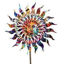 Sunface Pinwheel